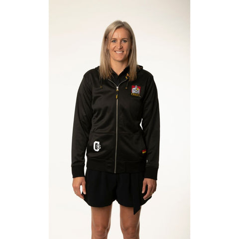 Chiefs 96 Zip Up Hoodie - Women's