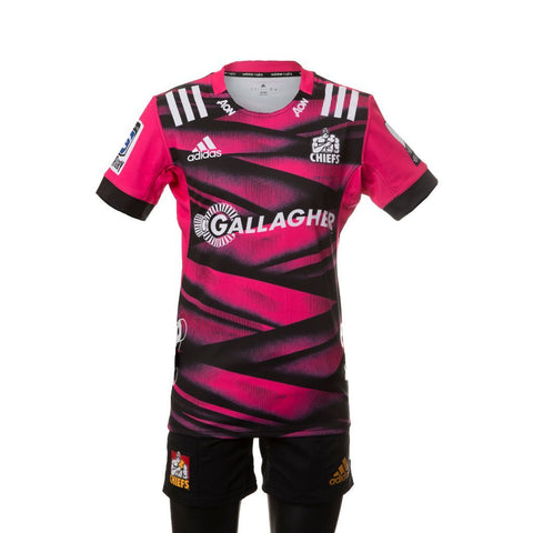 Gallagher Chiefs Limited Edition Women In Rugby Jersey - Youth