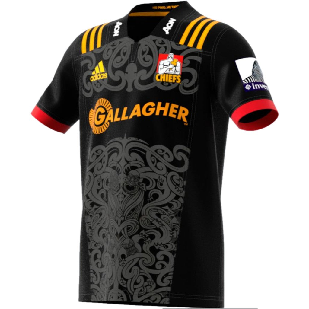 2018 19 Gallagher Chiefs Home Jersey - Youth – Chiefs Merchandise Store 20535b07c