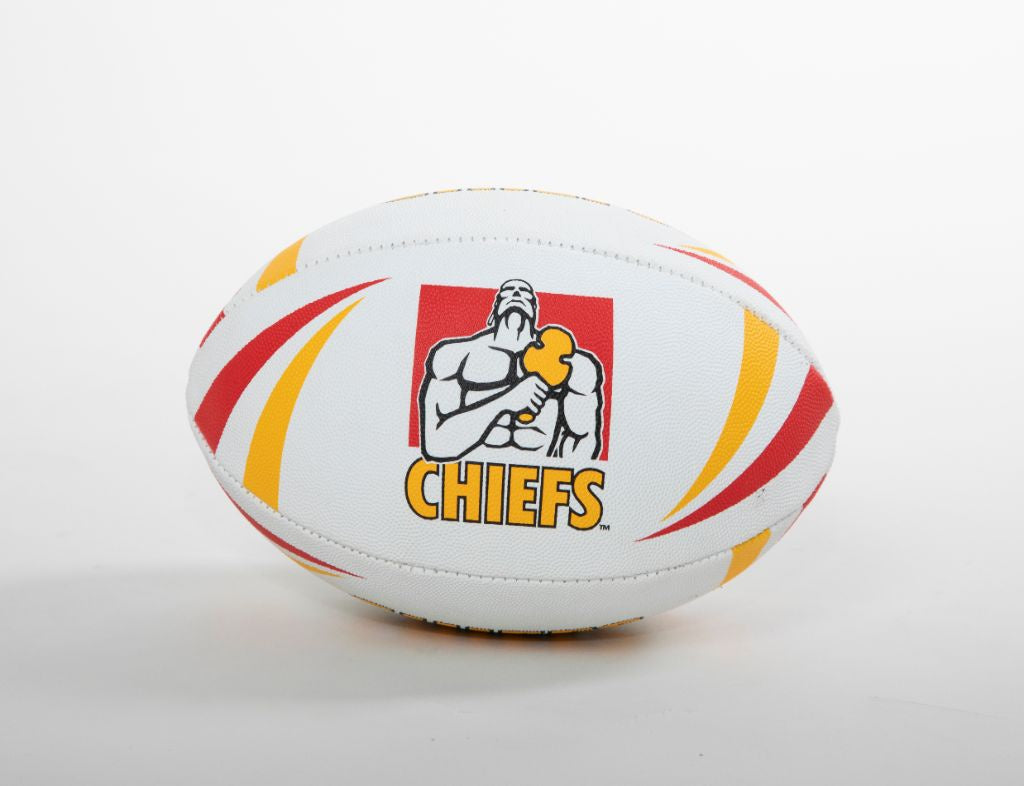 "Chiefs Rugby Ball - 10"" midi"
