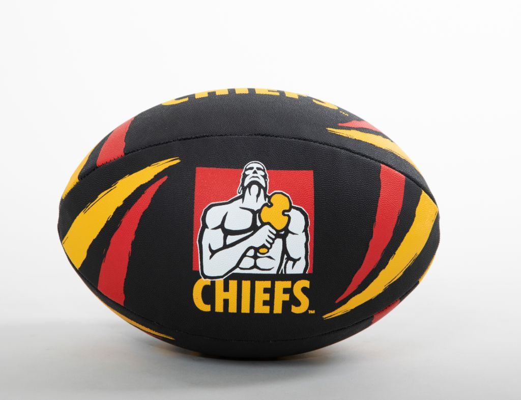 Chiefs Rugby Ball - Size 5