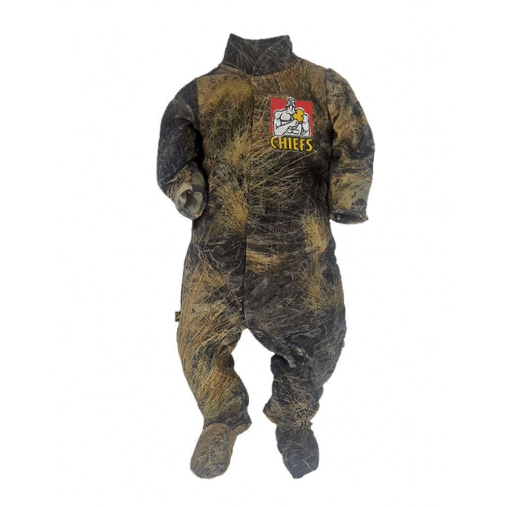 Chiefs Infant Camo Fleece Onesie