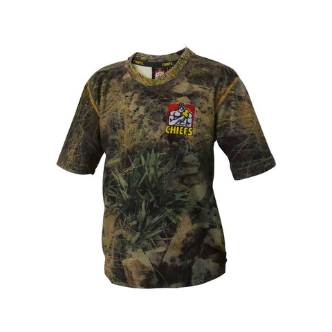 Chiefs Kids Bush Tee