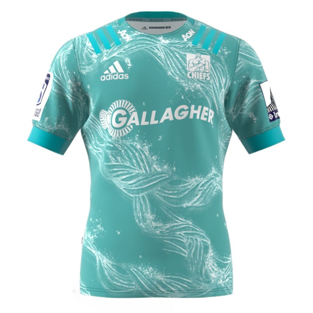 2020 Gallagher Chiefs Away PrimeBlue Jersey