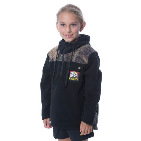 PRE-ORDER - Chiefs Bush Coat Kids
