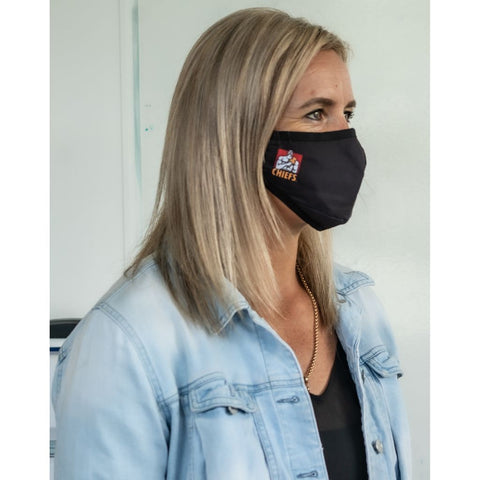Chiefs Reusable Face Mask