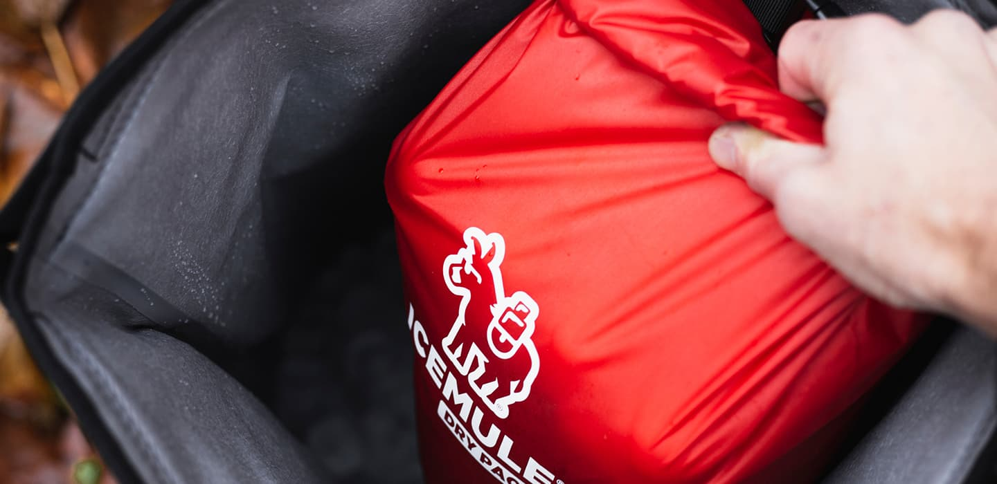 The ICEMULE DryPack™