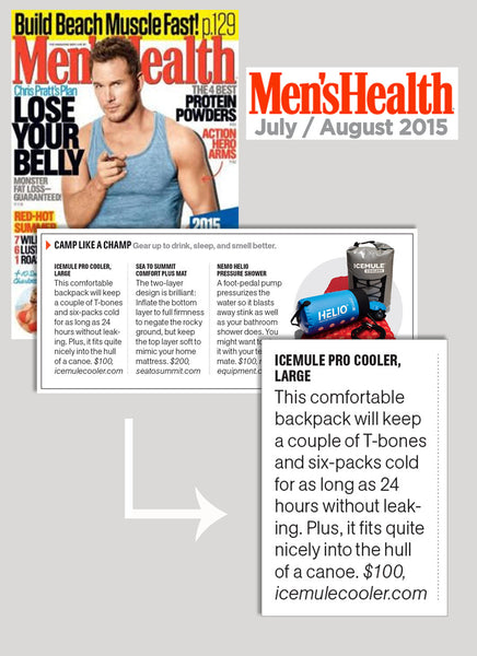 Men's Health review