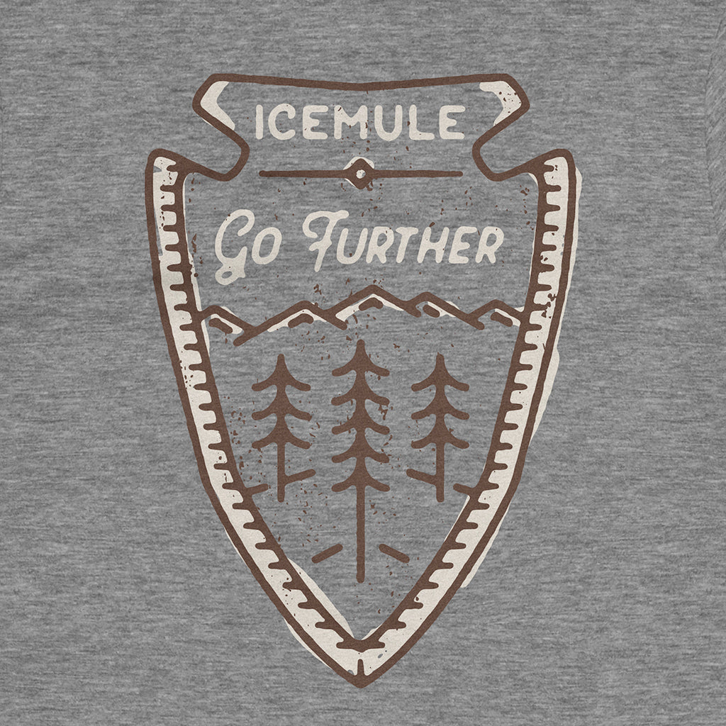 Go Further Tee