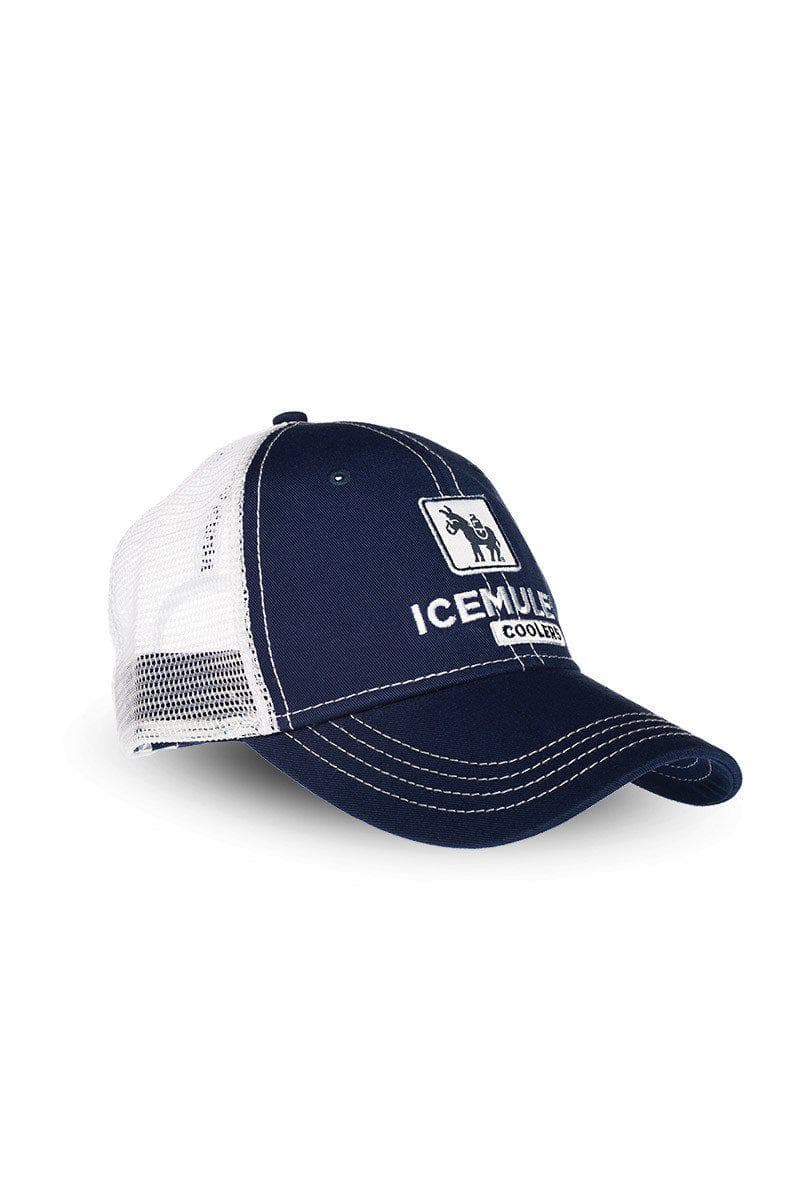 icemule cooler trucker hat