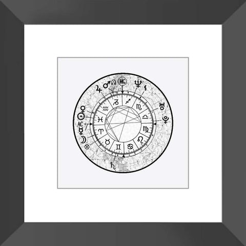 Gifted Astrology, Custom Chart, [product title]