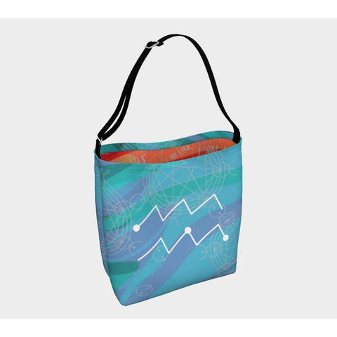 Gifted Astrology, Day Bag, Aquarius