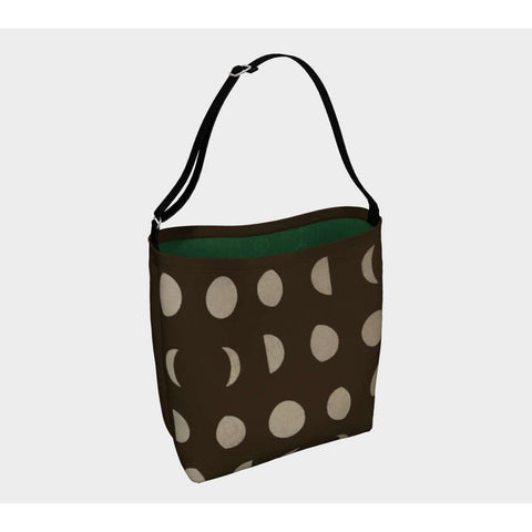 Moon Phases Day Bag