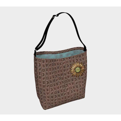 Aquarius Sun Reflection Day Bag
