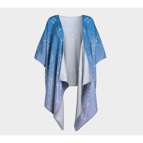 Gifted Astrology, Draped Top, [product title]