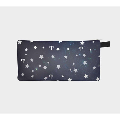 Aries At Midnight Pouch