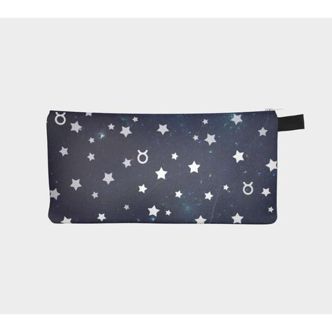 Taurus At Midnight Pouch