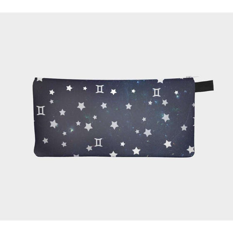 Gemini At Midnight Pouch