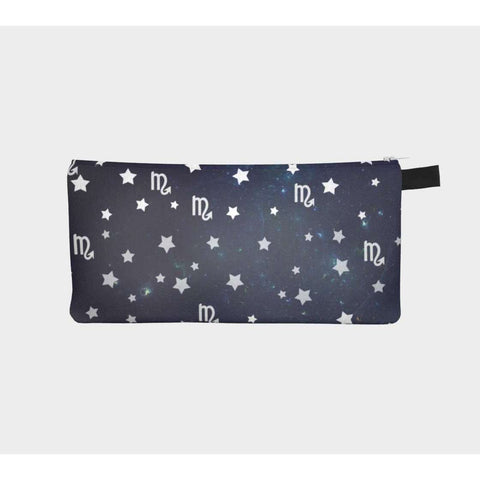 Scorpio At Midnight Pouch