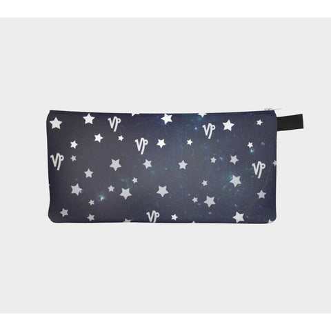 Capricorn At Midnight Pouch
