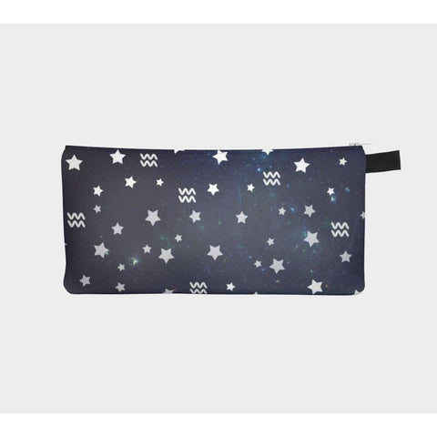Aquarius At Midnight Pouch