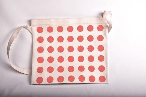 Musette: Agnes Martin [Pink]