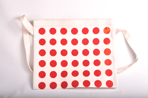 Musette: Agnes Martin [Red]