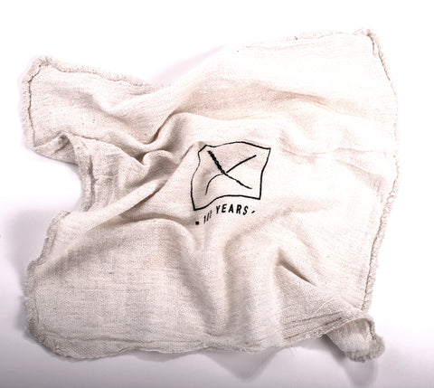 Shop Towels: Small Logo