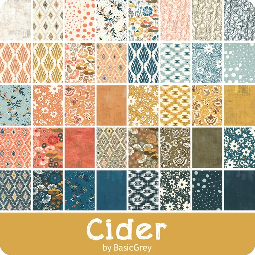 Cider by Basic Grey for Moda
