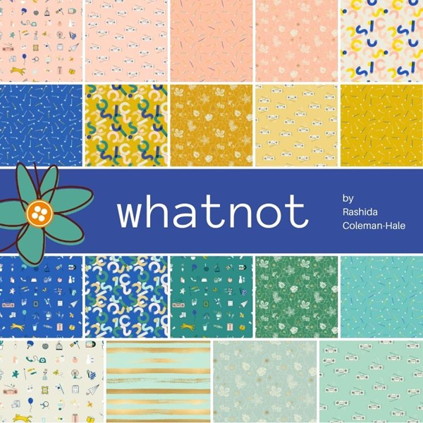 Whatnot by Rashida Coleman-Hale for Ruby Star Society