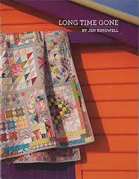 Long Time Gone Booklet - Jen Kingwell Designs