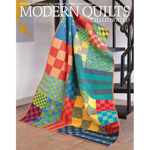 Modern Quilts Illustrated - Issue 10