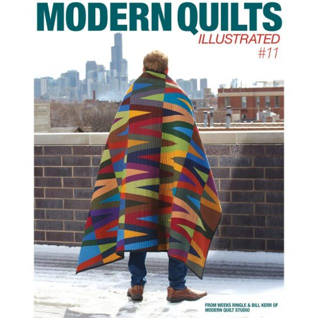 Modern Quilts Illustrated - Issue 11