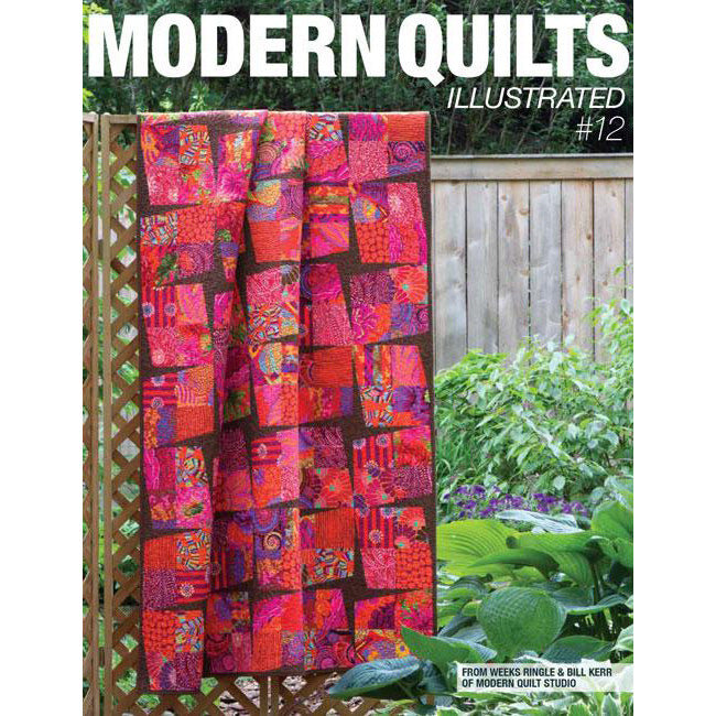 Modern Quilts Illustrated - Issue 12