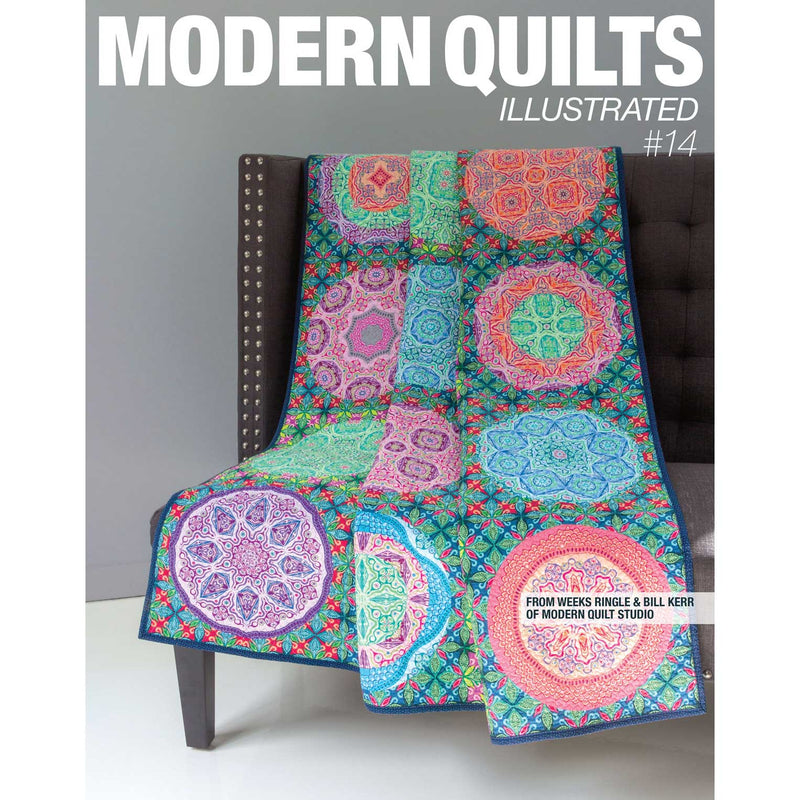 Modern Quilts Illustrated - Issue 14