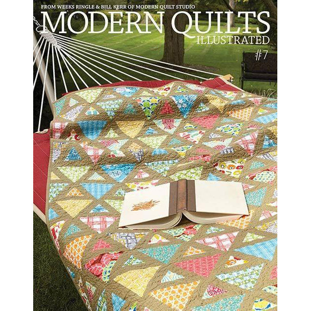 Modern Quilts Illustrated - Issue 7