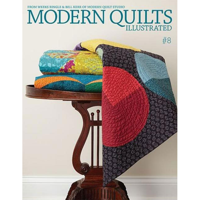 Modern Quilts Illustrated - Issue 8
