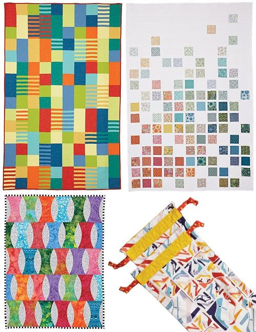 Modern Quilts Illustrated - Issue 6