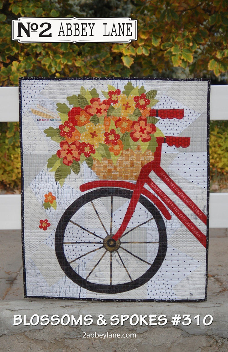 Blossom & Spokes by Abbey Lane