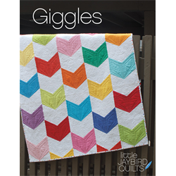 Giggles Quilt Pattern by Jaybird Quilts