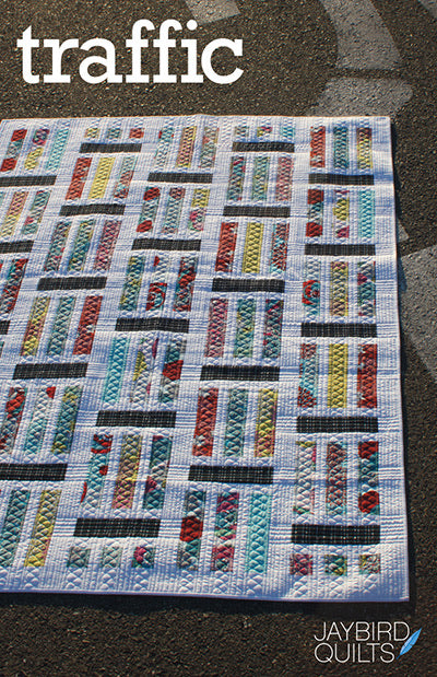 Traffic by Jaybird Quilts