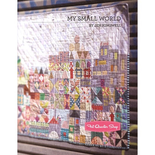 My Small World Booklet - Jen Kingwell Designs