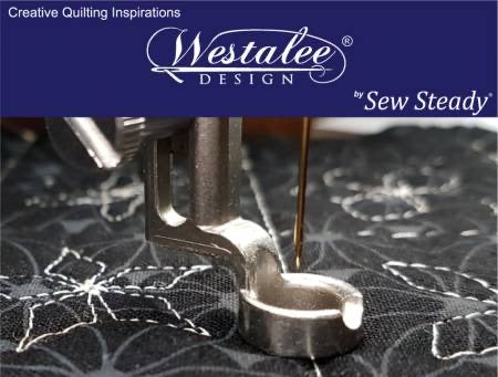 Westalee High Shank Quilting Ruler