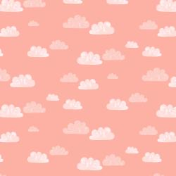 Summer Skies - Summer Clouds, Blush