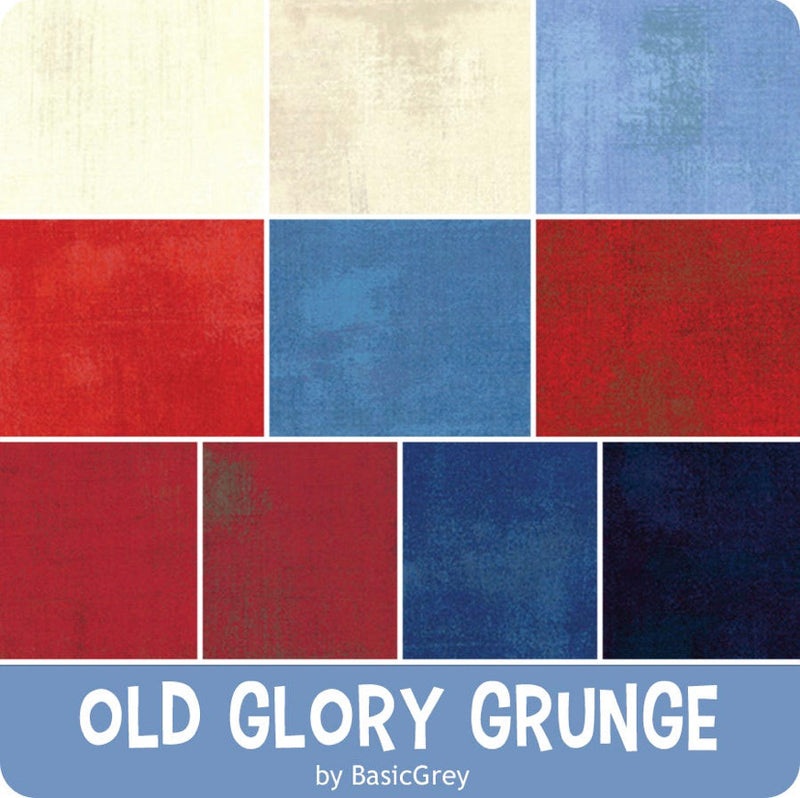 Grunge Junior Jelly Roll - Old Glory