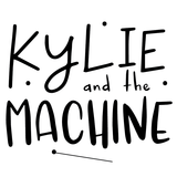 Kylie and The Machine Woven Labels