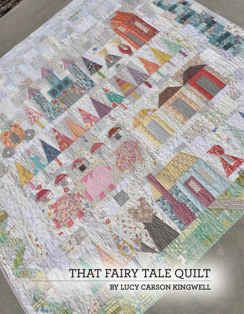 That Fairy Tale Quilt  Booklet - Jen Kingwell Designs