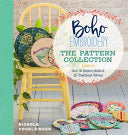Boho Embroidery; The Pattern Collection