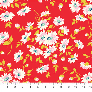 True Kisses - Dream Floral in Red