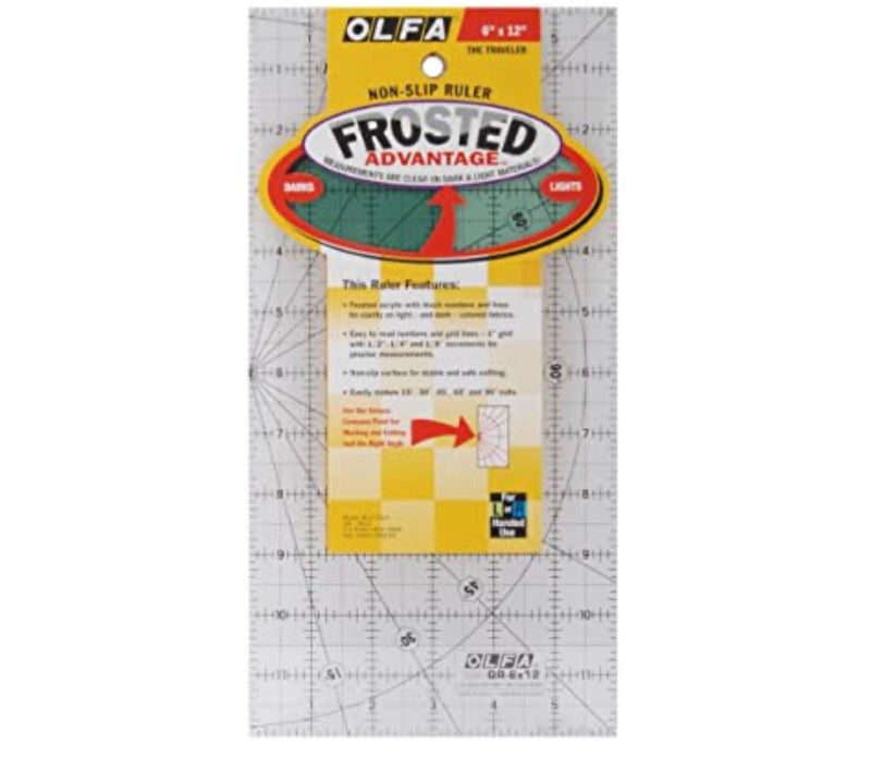 OLFA Quilting Rulers